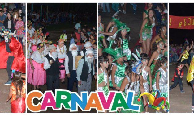 Carnaval 2017…una gran fiesta!!!