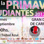 FIESTA DE LA PRIMAVERA 2017