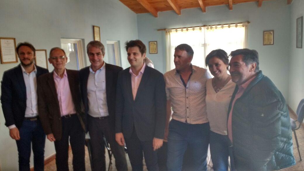 FIRMA DE CONVENIO PARA EMBALSES DE RETARDO