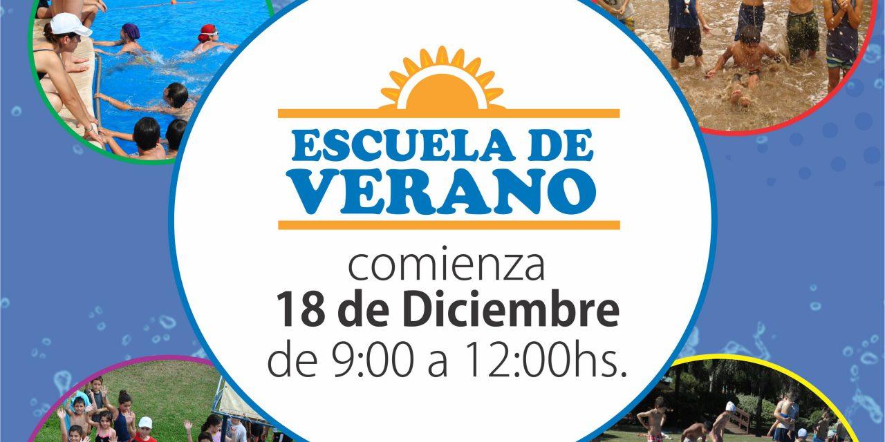 ESCUELA DE VERANO 2017/18