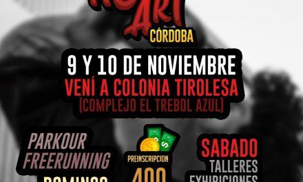 DEPORTES EXTREMOS EN COLONIA TIROLESA!