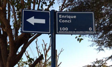 CAMBIO SENTIDO DE CALLES