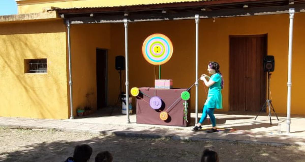 Así pasó la 6ª Edición del Ciclo de Teatro en el Mes de la Niñez