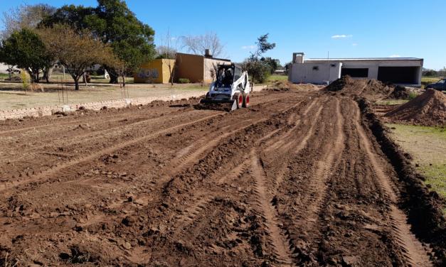 Inició la construcción del nuevo Centro de Salud Municipal en Barrio Núñez